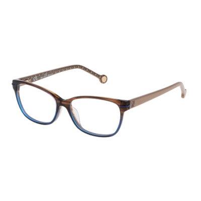 ch_carolina_herrera_vhe635_shiny_streaked_brown_blue